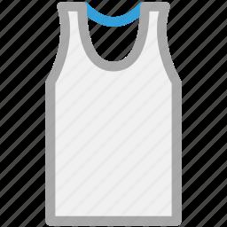under clothes, under garment, undershirt, vest icon