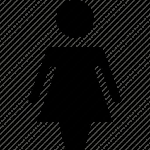 female, girl, lady, sexy, toilet, woman, women icon