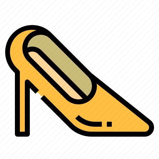 Fashion, footwear, heeled, high, shoes, women icon - Download on Iconfinder