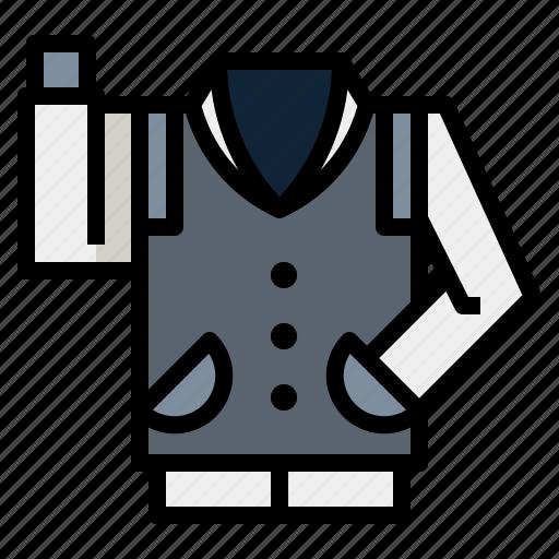 clothes, coat, fashion, garment, jacket icon