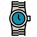clocks, time, timer, watches, wristwatch icon