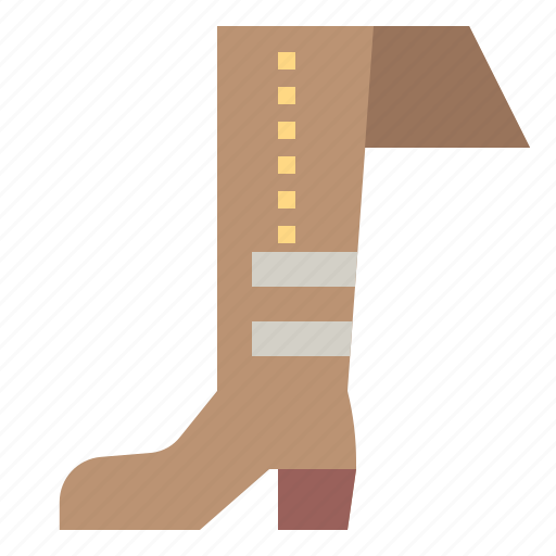 Boots, female, footwear, shapes, shoes icon - Download on Iconfinder