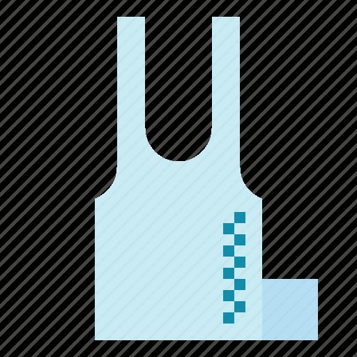 Comfort, relax, undershirt, underwear, vest icon - Download on Iconfinder