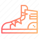 fashion, footwear, shoe, shoes, sneakers icon