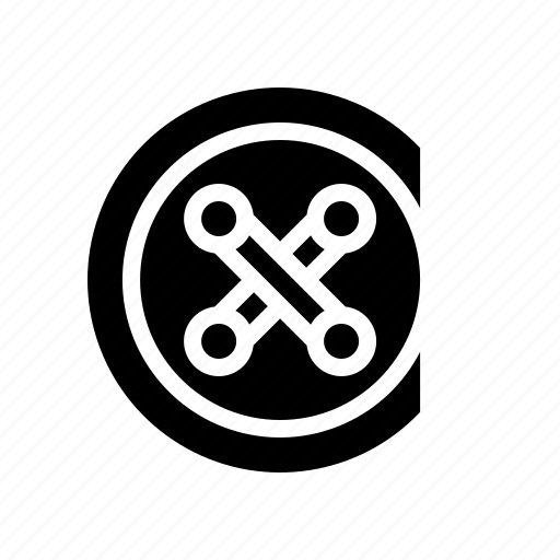 Circle, clothes, clothing, fashion, shapes icon - Download on Iconfinder