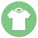 circular, clothes, clothing, shirt, solid, t, t-shirt icon