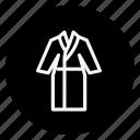 clothes, clothing, dress, long dress, man, night dress, woman icon