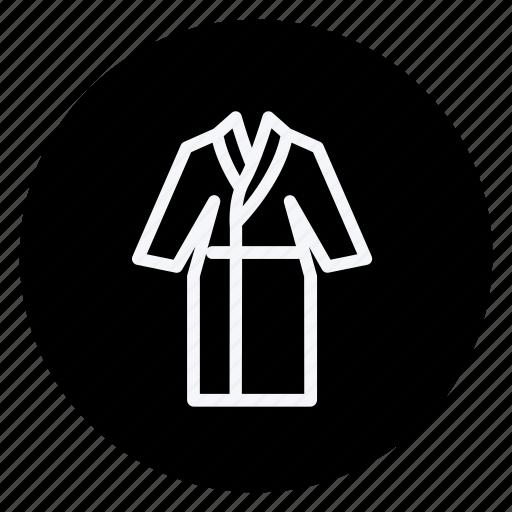 clothes, clothing, dress, fashion, man, woman icon
