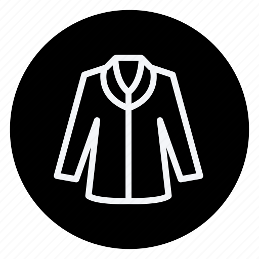 clothes, clothing, coat, dress, fashion, man, woman icon