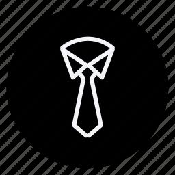 clothes, clothing, dress, man, necktie, tie, woman icon