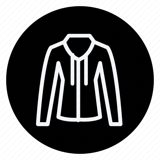 clothes, clothing, dress, fashion, hoddie, man, woman icon