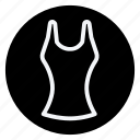 clothes, clothing, dress, man, tshirt, woman, woman tshirt icon