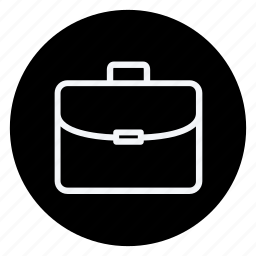 briefcase, clothes, clothing, dress, man, suitcase, woman icon