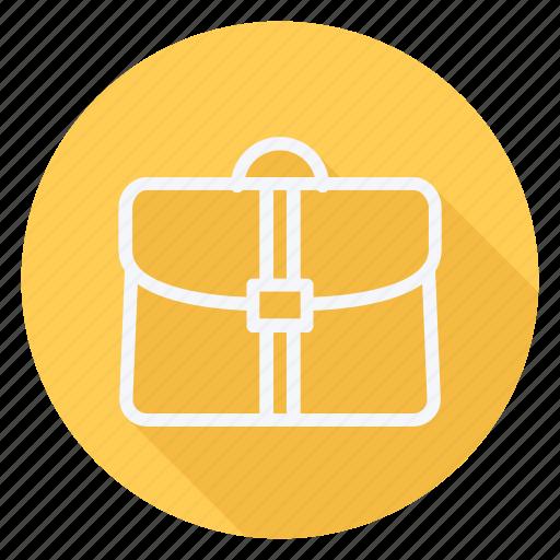 bag, briefcase, business, clothing, fashion, man, woman icon