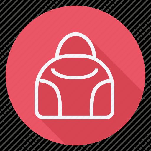 bag, clothes, clothing, fashion, handbag, man, woman icon