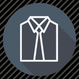 business, clothes, dress, fashion, man, shirt, woman icon