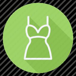 clothes, clothing, dress, fashion, man, short dress, woman icon