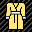 clothing, bathrobe, spa, therapy