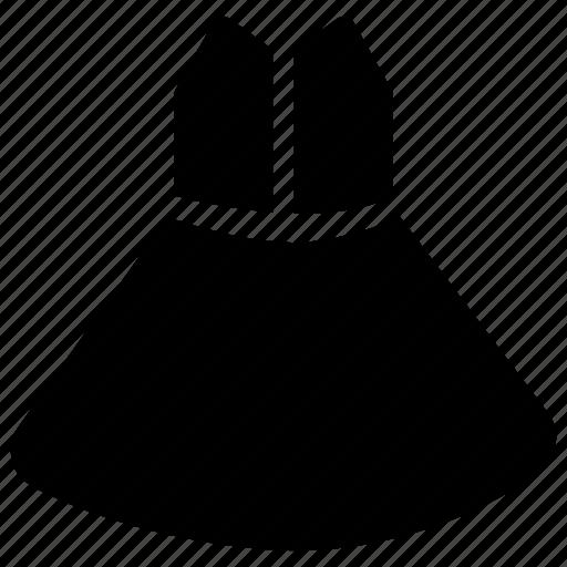 dress, frock, party, wear icon