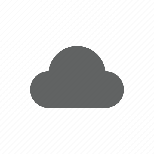 clear, cloud, cloudy, connect, network, server, weather icon