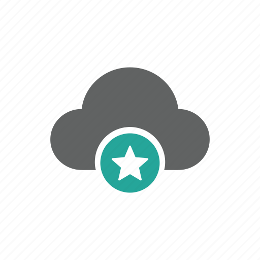 cloud, favorite, guardar, important, like, love, save, star icon