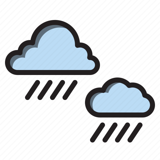 Cloud, rain, sky, weather icon - Download on Iconfinder