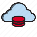 cloud, storage, computer, interface