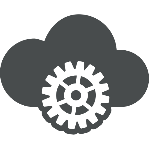 cloud, cog, control, customize, gear, options, preferences icon