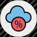 cloud, cloud computing, networking, percentage, percentage cloud