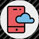 cloud, cloud mobile, computing, mobile, smartphone