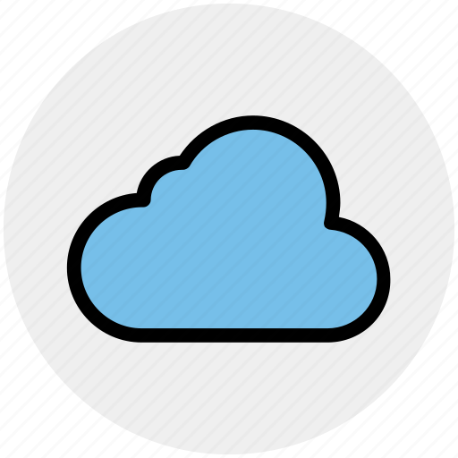 Clouds, icloud, modern clouds, puffy clouds, sky clouds icon - Download on Iconfinder