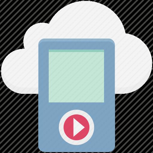 ipod, ipod mini, mp4 player, multimedia, music, music player, walkman icon