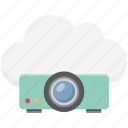 ceremonial, digital equipment, movie projector, projector, projector device icon