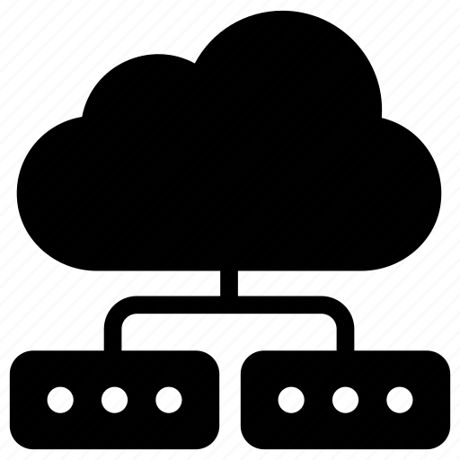cloud computing, cloud hosting, cloud network, cloud network sharing, cloud services, cloud technology icon