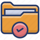 data safety, folder protection, folder safety, protective data folder, secure folder icon