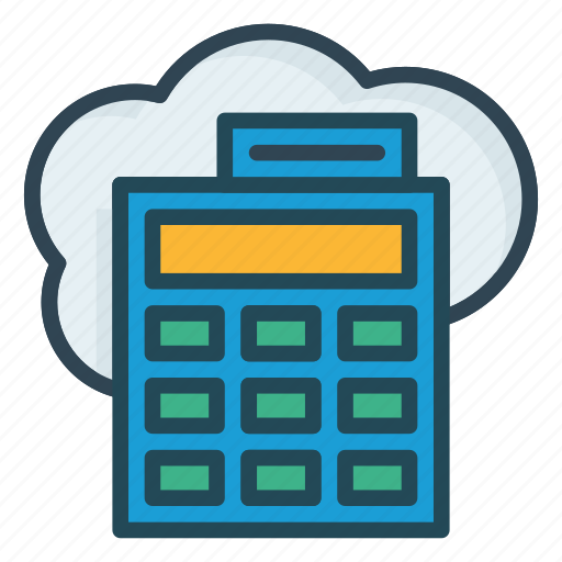Accounting, calculator, server icon - Download on Iconfinder