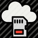 card, mobile, sim, simcard icon