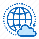 cloud, data, global, internet, network, technology