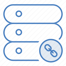 cloud, connect, connection, hosting, link, network, server icon