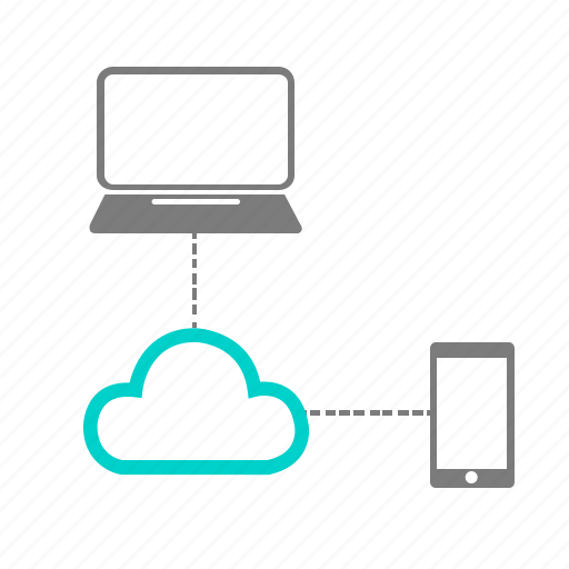 cloud, communication, computer, connection, data, lan, network icon