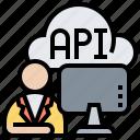 api, application, developer, interface, programming