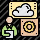 application, cloud, mobile, service, setting
