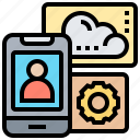 application, cloud, function, mobile, storage