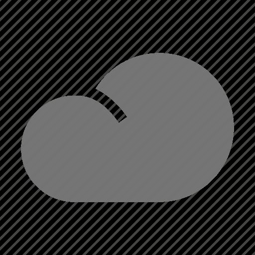 blank, cloud icon