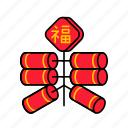 asian, chinese, cny, culture, firecracker, firework