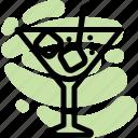 glass, drink, water, beverage, cocktail, juice, lemon