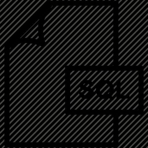 File, sql icon - Download on Iconfinder on Iconfinder