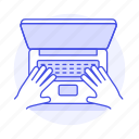 coding, development, hand, laptop, macbook, programming, scripting, software, typing