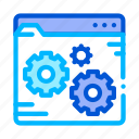 coding, file, fixing, system icon icon