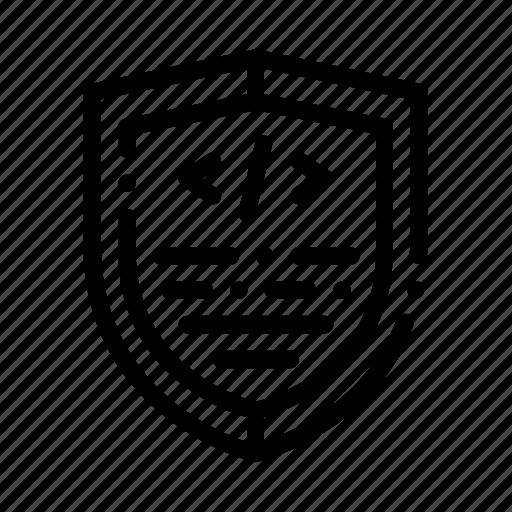 Antivirus, coding, program icon - Download on Iconfinder
